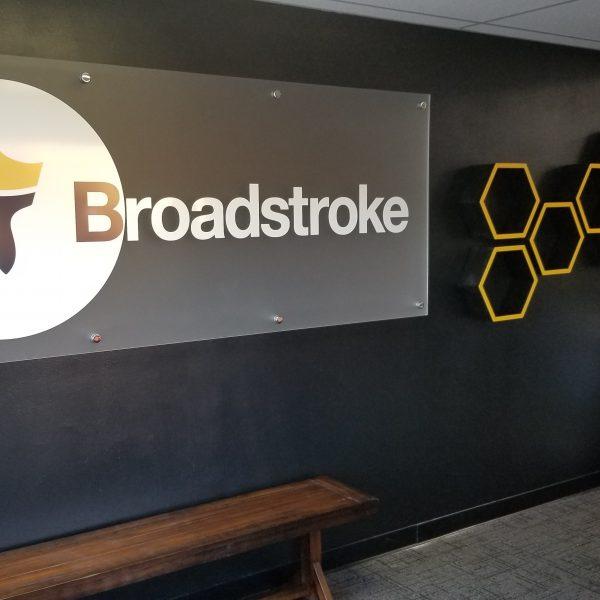 signs Broadstroke